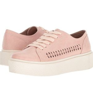 Platform Lace Up Sneakers - Coconuts by Matisse